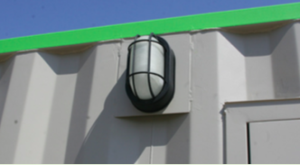 Exterior Security Light