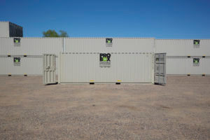 25 Foot Shipping Container